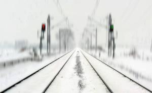 """""""Winter am Gleis"""""""
