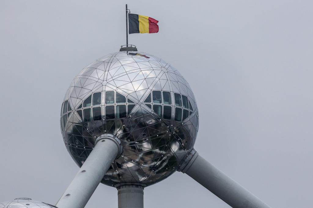 T'schüss Brüssel...
