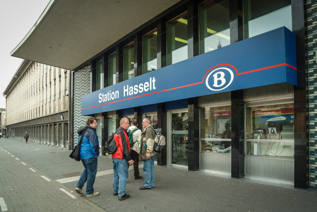 Kurzbesuch in Hasselt (2005)