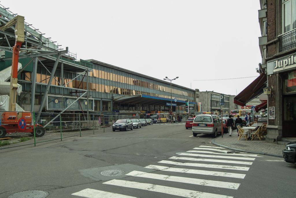 Alter Bahnhof Guillemins